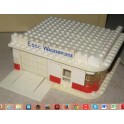 LEGO Esso Wagenpflege Mursten 50er